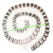 Silver Plated Metal Chain