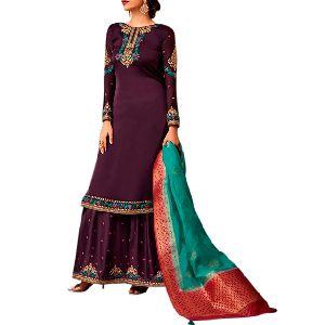 Pakistani Indian Georgette Salwar Suit
