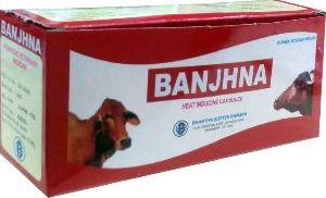 Banjhna Capsules