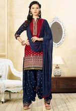 Dress Material Patiala Suits