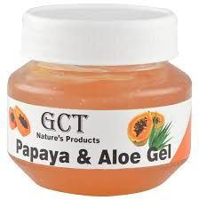Papaya & Aloevera Moisturiser Gel