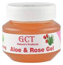 Rose & Aloevera Moisturiser Gel