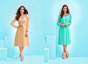 Women's Designer Party Wear Kurti