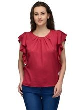 Polyester Western Top