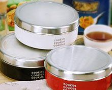 Color Cookies Box
