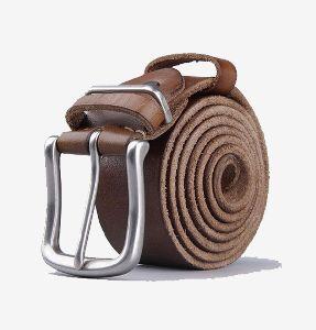 Buff Leather Belts