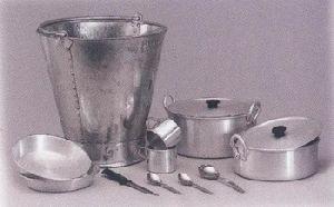 Aluminium Kitchen Sets