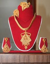 Imitation 1 Gram Gold Plated necklace