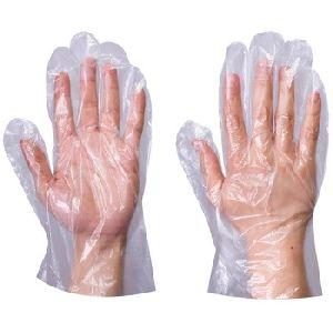 Gloves Disposable Transparent