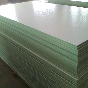 GreenFiber White TX MDF moisture resistant