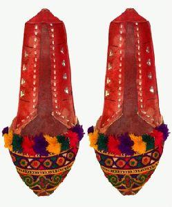 Wedding Traditional Indian Punjabi Shoes Juti