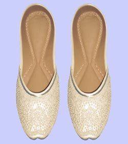 Women Beaded Shoes