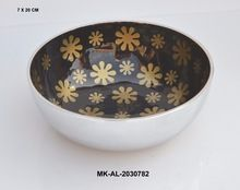 Aluminum Handicraft Bowl
