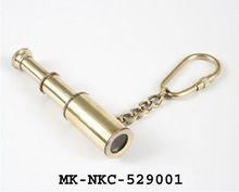 Marine Nautical Telescope Key Chain