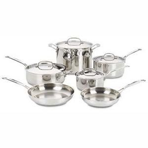 Stainless Steel Cookware Sets