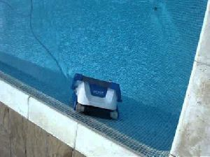 Automatic Pool Cleaning System
