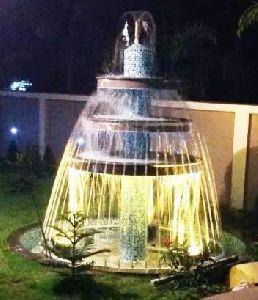 Step Fountain