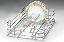 Modular Kitchen Stainless Steel Perforated Plain Basket