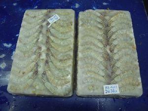 Frozen Vannamei Hl Shrimp
