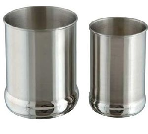 Stainless Steel Kitchen Hammered Canister