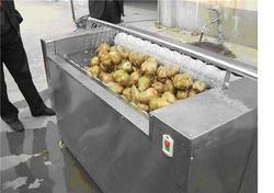 Semi-auto Potato Chips Machine