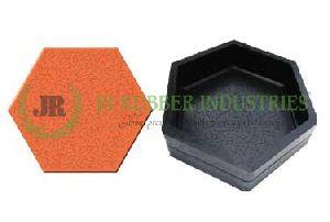 Hexagon Rubber Mould