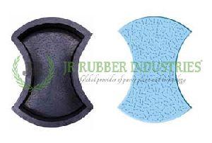 Mini Dumbles Rubber Mould