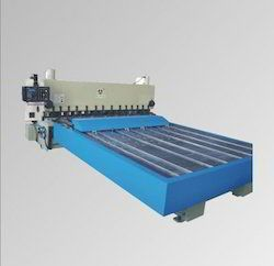 CNC Hydraulic Shearing Machine