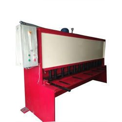 Fully Automatic Hydraulic Shearing Machine