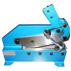 hydraulic hand shearing machine