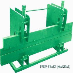 Manual Press Brake Machine
