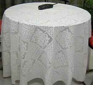 Applique Work Table cover
