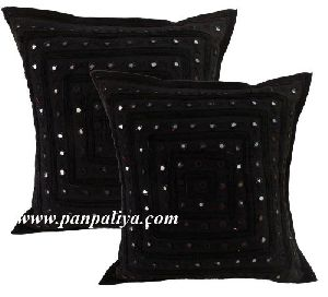 Black Cushion Covers
