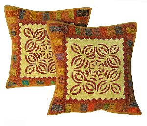 Ethnic Indian cushion covers