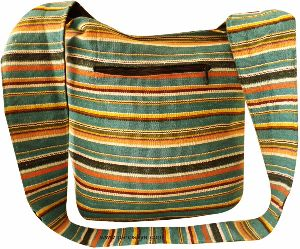 Handloom Shoulder Bag