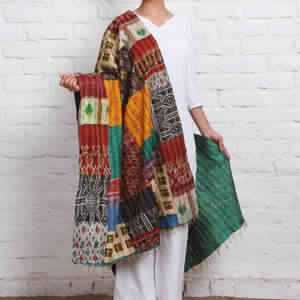 Patchwork Scarves