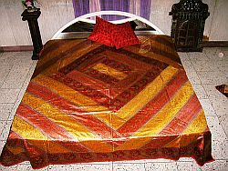 Silk Trendy Bedding Bedspread