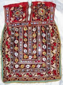 tribal banjara generous embroidery choli