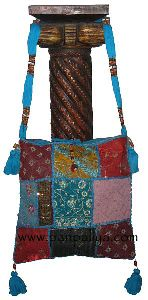Tribal Ethnic shoulder Bags/ college bag