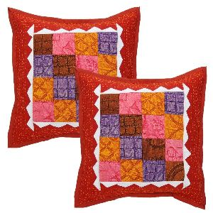 Tribal indian cushion covers