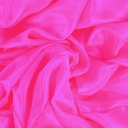 yard belly dance silk veil Night Pink