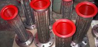 Ptfe Coating On Ss Flexible Bellows And Hose Pipe
