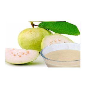 Frozen White Guava Pulp