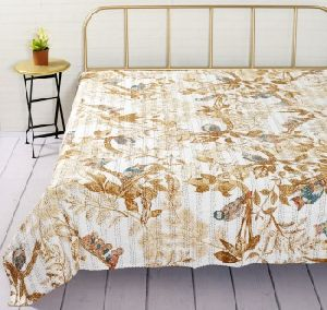 Quilt Kantha Bed Cover