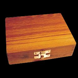 Micro Slide Box, Wooden