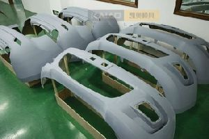 Reaction Injection Mold