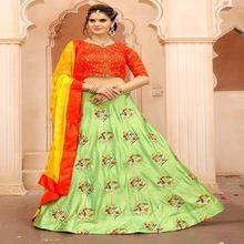 Lacha Lehenga Choli With Price Sari Indian Garba Dance Ghagra