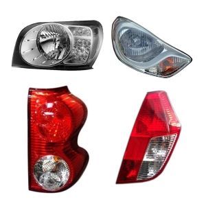 Head And Tail Lights