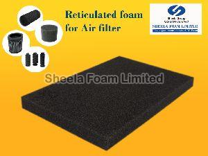 Air Filter Reticulated Foam Sheets