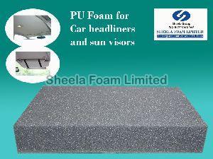 PU Foam for Car Headliner